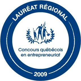 Lauréat régional 2009