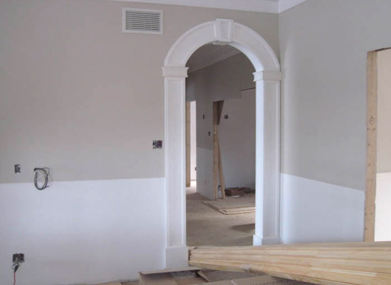 Construction Architectural - Arches Lépinay