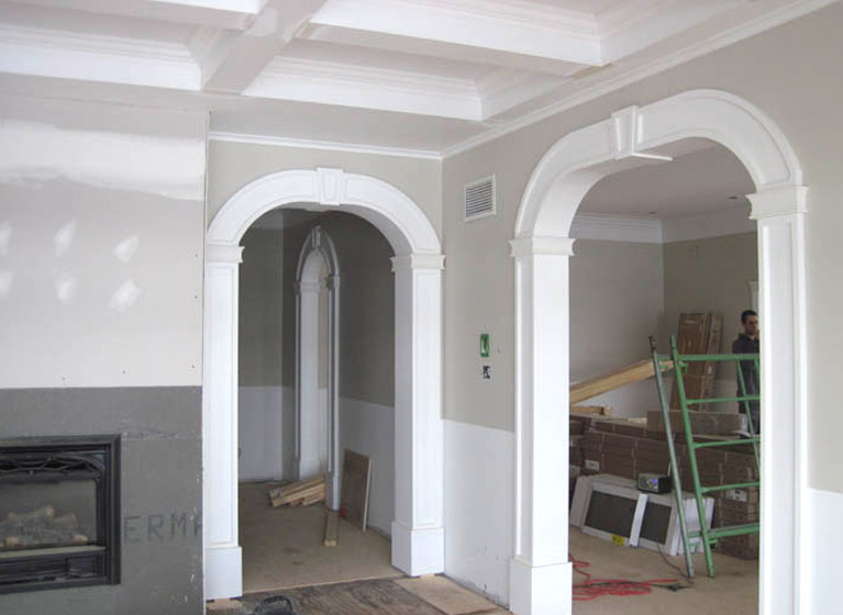Construction Architectural - Arches